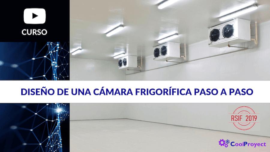 Curso diseño de cámaras frigoríficas