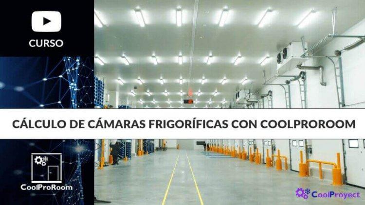 Curso gratis cálculo cámaras frigoríficas